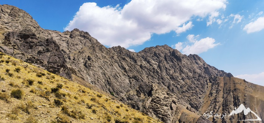 صعود به قله شاه دژ