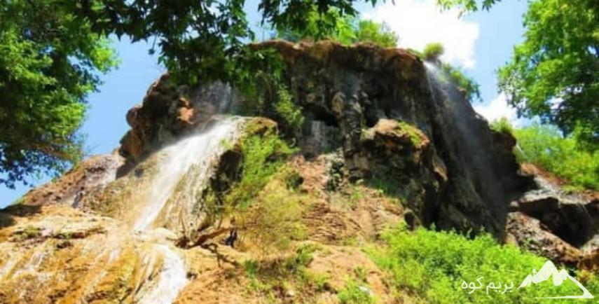 آبشار کمرد