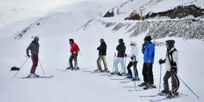 پیست های اسکی فعال ایران