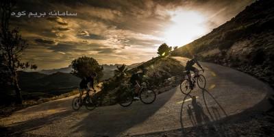 لیست وسایل دوچرخه سواری