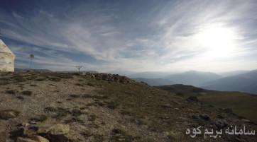 جنگل نوردی و صعود به قله امامزاده قاسم