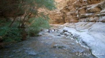 بازدید دره زیبای شمخال همراه آب بازی