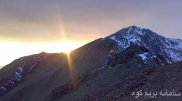 برنامه یکروزه صعود به قله کلون بستک