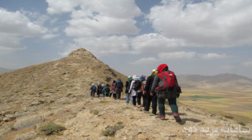 دوره کارآموزی کوهپیمایی