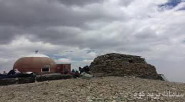 دربند پناهگاه امیری قله توچال