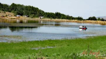 دریاچه رویایی ویستان