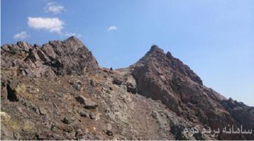 صعود به قله اسپیلت