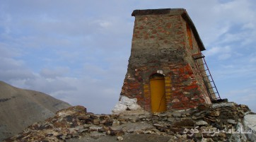 کوهپیمایی جانپناه اسپید کمر
