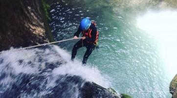 آبشار دشت ارژن(فنی)