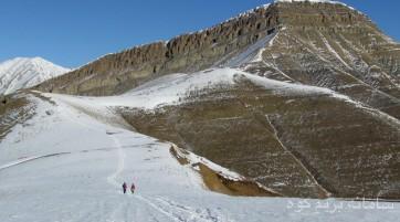 صعود به قله بند عیش