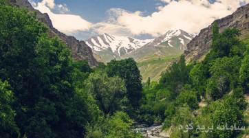 کوهپیمایی تا آبشار شکرآب و دشت سکوت