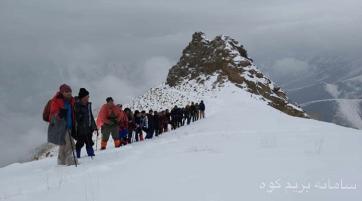 صعود به قله لیچه