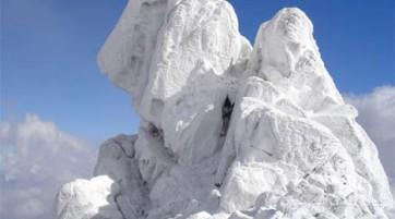 صعود به قله الوندهمدان