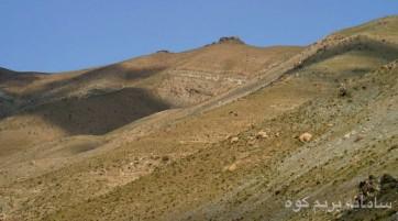 قله لتمان هریاس آسیاب باد