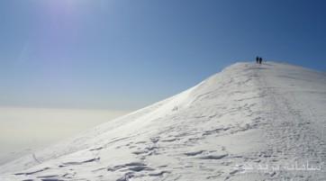 قله چین کلاغ