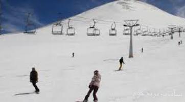 صعود قله توچال
