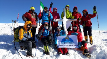 صعود زمستانی قله آراگاتس ارمنستان، دیدار از جاذبه های شهر ایروان