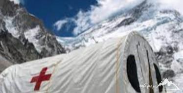 کارگاه آموزشی پزشکی کوهستان