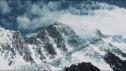 فرود از دومین قله مرتفع دنیا با اسکی