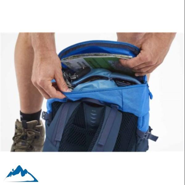 خرید کوله پشتی کوهنوردی آبی